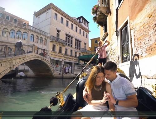 Preboda – Venecia
